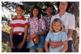 1965-Zane, Marta, Mark, Linda & Mom