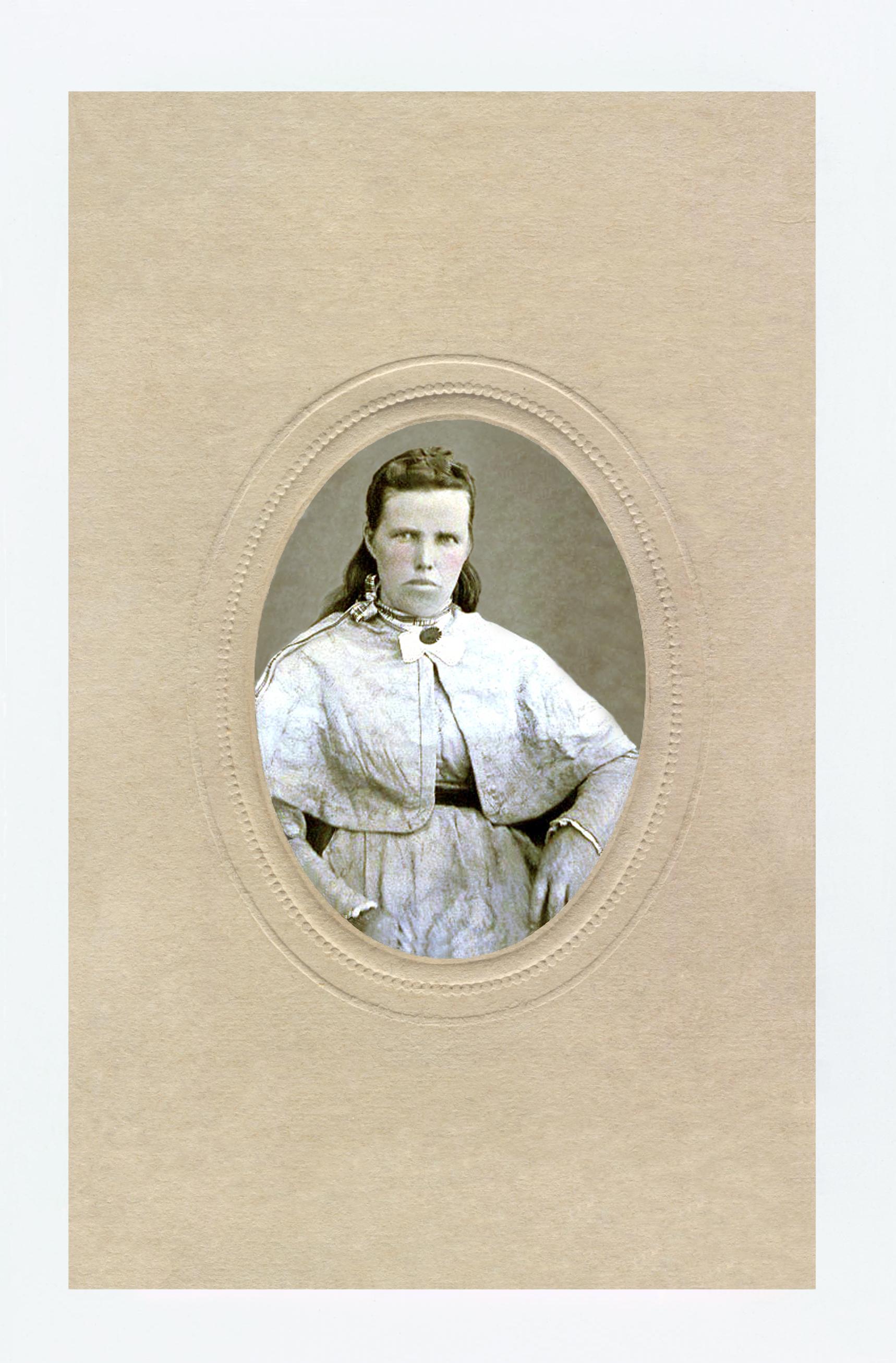 Margaret  Maggie Johnston, 1840-1898 (#7)