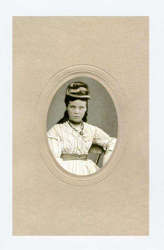 Mary Frances Johnston, 1865-? (#10)