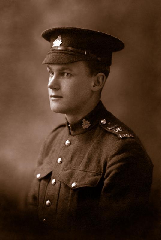Orval Dodson:   AKA, Jack Anderson - 1916