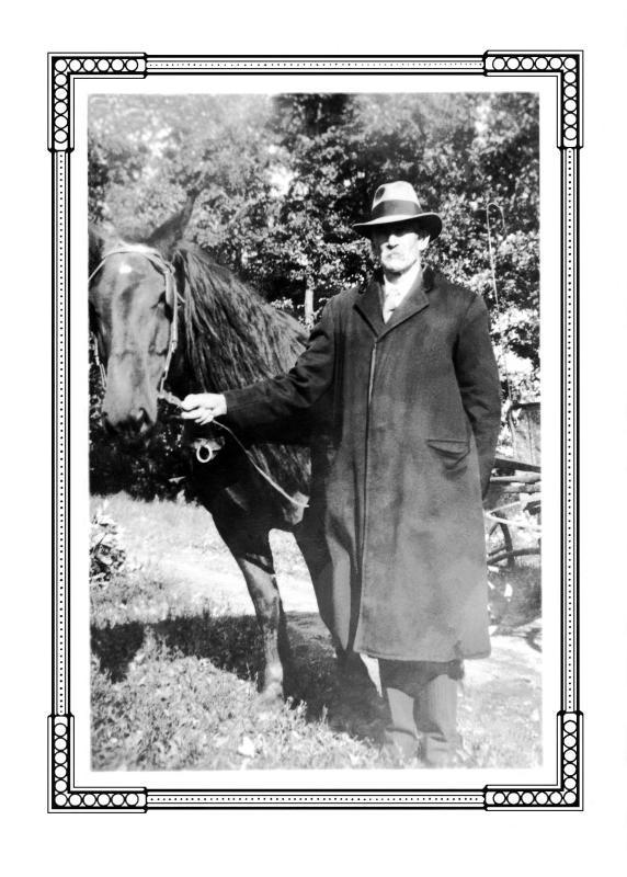 Benjamin Johnston Anderson, ca. 1926