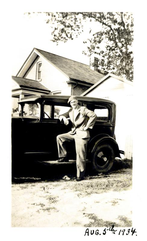 Orval Dodson - 1934