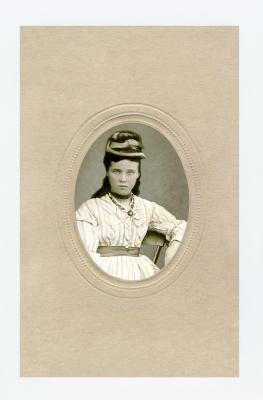 Mary Frances Johnston, 1865-? (#10)