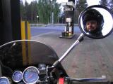 1:35 - Petrol for the Bandit - 940 km