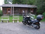 6:03 - Lepikon torppa, the birth home of the president Kekkonen