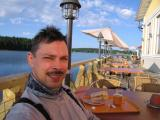 6:53 - Breakfast and more coffe - 1360 km