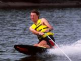 Kneeboard Action