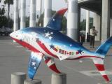 Shark & Stripes