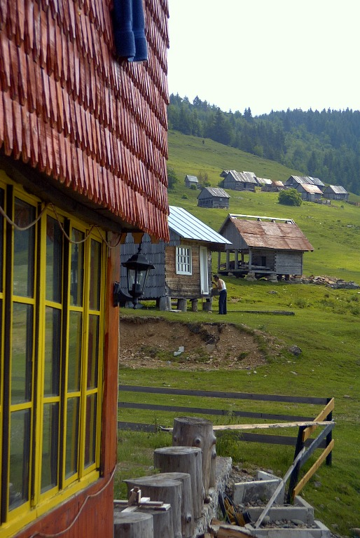 Homes in the Mountains 2 hours from Beius