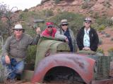 Frank, Bob, Maggie, Sue