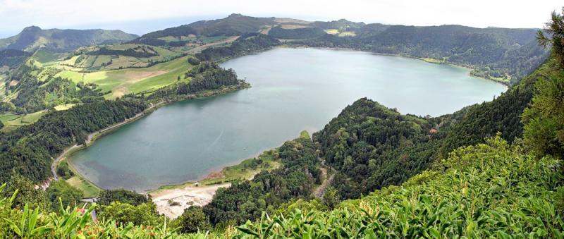 Lagoa das Furnas - S.Miguel, Açores