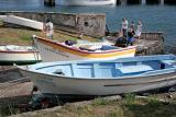 Little vessels - Ponta Delgada, S.Miguel