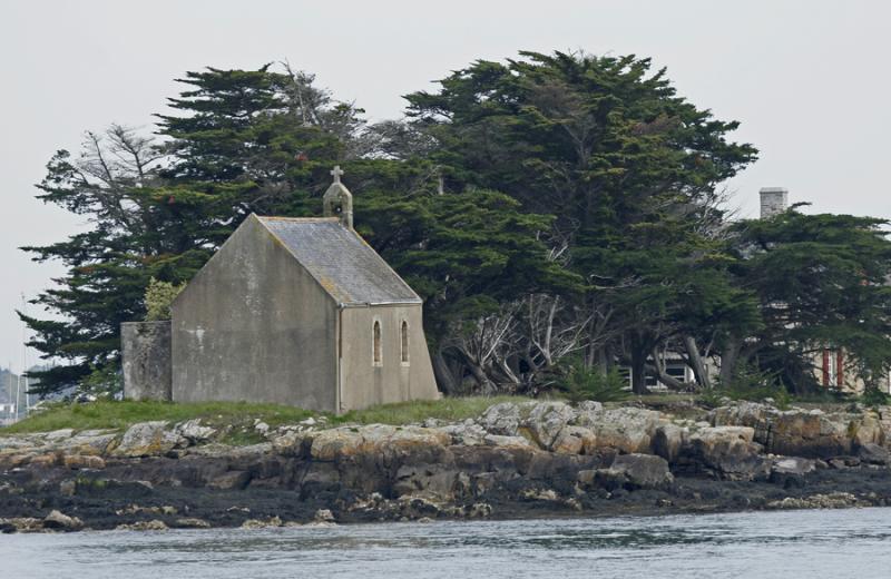 Chapelle sur l\'île Boëdic photo - Patrick DEBETENCOURT photos at ...