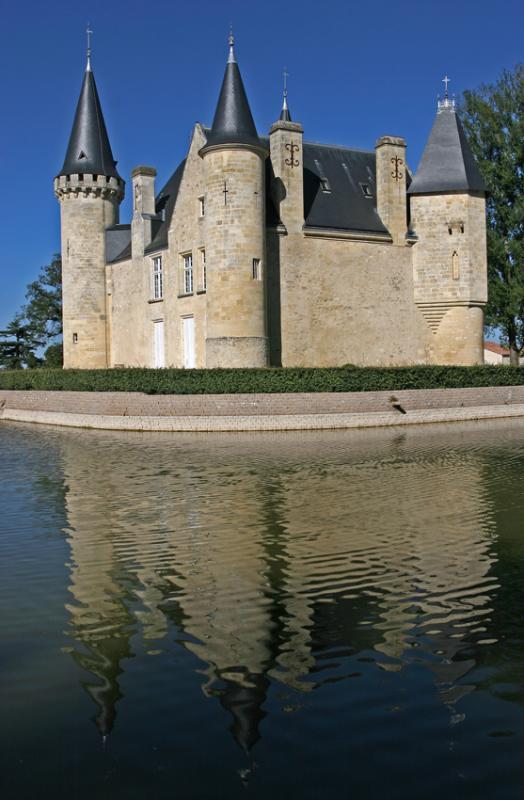 Visite du Château dAgassac