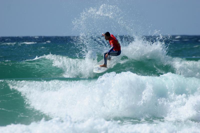 Compétitions de surf pro à Lacanau  -  Soöruz Lacanau pro 2005