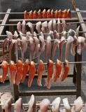Jeudi 5 mai - Salage et fumage de poissons à Port-Navalo