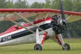 Morane-Saulnier 230 au sol