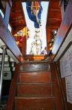 Jeudi 5 mai - A bord de l'Etoile Polaire à Bob Escoffier
