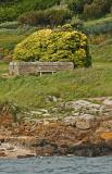 La tombe du petit marin près du port du Crouesty