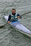 Kayak sur le Golfe du Morbihan