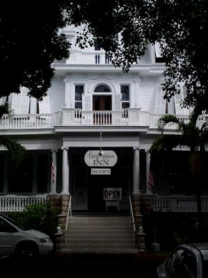 The Curry Mansion