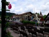 Helen, an Alpine village re-creation
