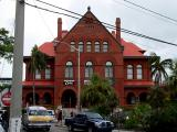The restored Custom House and museum