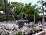 The Wreckers in Historic Memorial Sculpture Garden