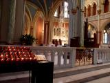 Inside St. John the Baptist Cathedral