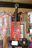 Bo Diddley's guitar