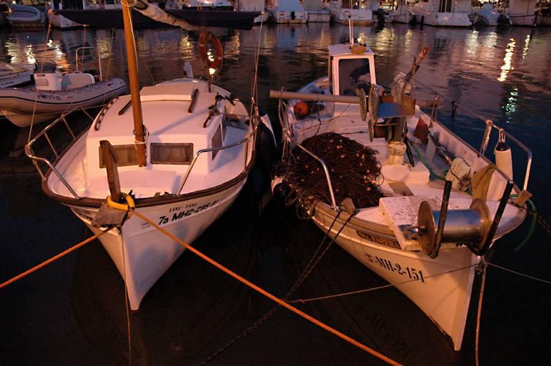 Boats - Ciutadella