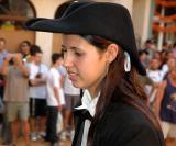 El Jaleo - Young horsewoman