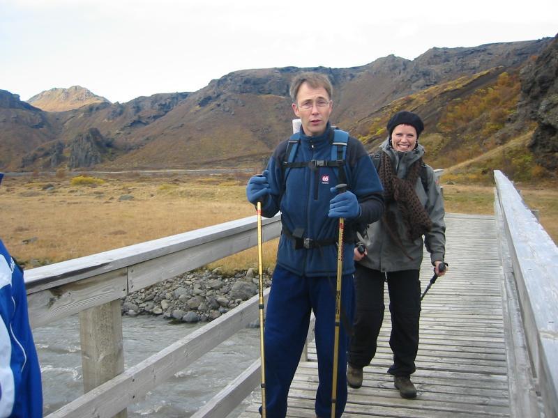 Reynir og Helga hans Úlla