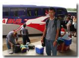 14 May 2005 - Border Crossing into Costa Rica