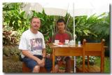15 May 2005 - Breakfast at the Kekoldi Hotel