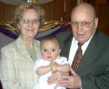 April 2005 • Grandma and Grandpa