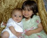 April 2005 • Ian and Emma