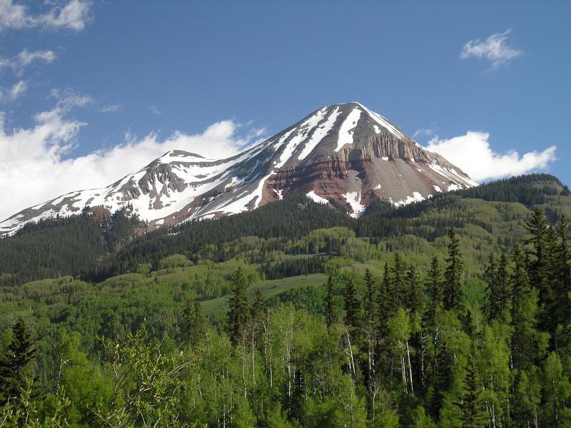Engineer Mountain