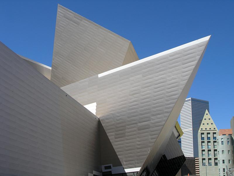 Addition to the Denver Art Museum