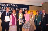 The JURY MEMBERS AND WINNERS OF PRIZE FIPRESCI