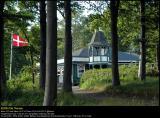 The old pavilion at Skansen