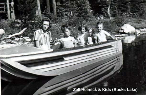Zell Helmick 1923-2002