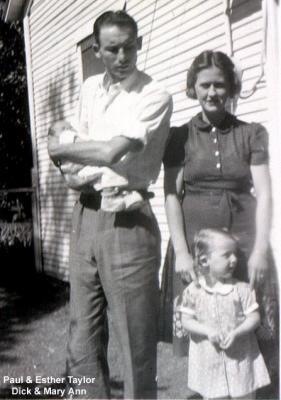 Paul & Esther Taylor