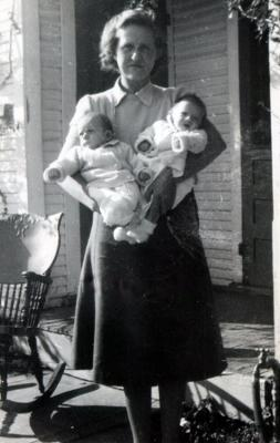 Betty, Bobbi and Esther Taylor