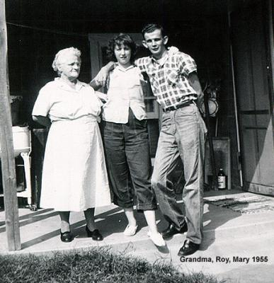 Mary Helmick , Mary Ann Taylor (Southall) , Roy Southall