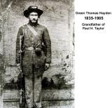 Green Thomas Hayden