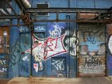 Meat Packing Graffity