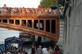 Bridge and quai