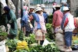 The markets, Antananarivo