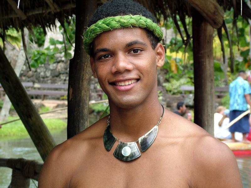 A Boy from the Islands of Tahiti @ PCC